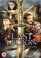 The Last Legion - British DVD movie cover (xs thumbnail)