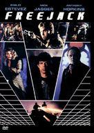 Freejack - DVD cover (xs thumbnail)