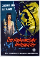 Man in the Attic - German Movie Poster (xs thumbnail)