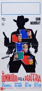 The Plainsman - Italian Movie Poster (xs thumbnail)