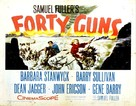 Forty Guns - Movie Poster (xs thumbnail)