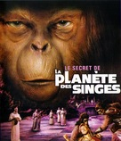 Beneath the Planet of the Apes - French Blu-Ray movie cover (xs thumbnail)