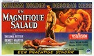 The Proud and Profane - Belgian Movie Poster (xs thumbnail)