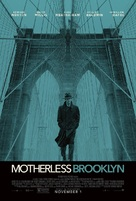Motherless Brooklyn - Movie Poster (xs thumbnail)