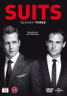 """""""Suits"""" - Danish DVD movie cover (xs thumbnail)"""