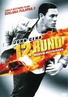 12 Rounds - Polish DVD cover (xs thumbnail)