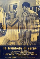 Baby Doll - Italian Movie Poster (xs thumbnail)