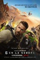 6 Underground - Spanish Movie Poster (xs thumbnail)