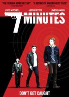 7 Minutes - DVD cover (xs thumbnail)