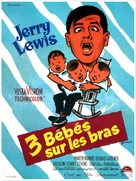 Rock-a-Bye Baby - French Movie Poster (xs thumbnail)
