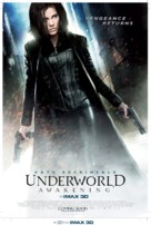 Underworld: Awakening - British Movie Poster (xs thumbnail)