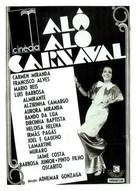 Alô Alô Carnaval - Brazilian Movie Poster (xs thumbnail)