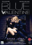 Blue Valentine - Danish DVD cover (xs thumbnail)