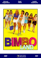 Bimboland - French DVD cover (xs thumbnail)