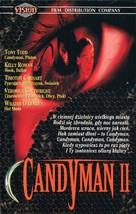 Candyman: Farewell to the Flesh - Polish Movie Cover (xs thumbnail)