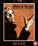 Histoires extraordinaires - British Blu-Ray movie cover (xs thumbnail)