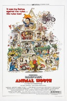 Animal House - Theatrical poster (xs thumbnail)