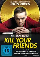 Kill Your Friends - German DVD movie cover (xs thumbnail)