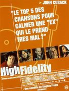 High Fidelity - French Movie Poster (xs thumbnail)