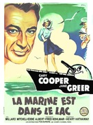 You're in the Navy Now - French Movie Poster (xs thumbnail)