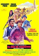 Mackenna's Gold - Spanish Movie Poster (xs thumbnail)