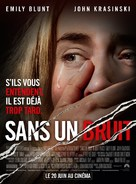A Quiet Place - French Movie Poster (xs thumbnail)