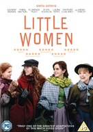Little Women - British DVD movie cover (xs thumbnail)