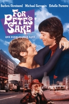 For Pete's Sake - Movie Cover (xs thumbnail)