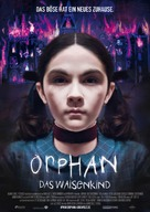 Orphan - German Movie Poster (xs thumbnail)