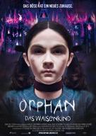 Orphan - German Movie Poster (xs thumbnail)