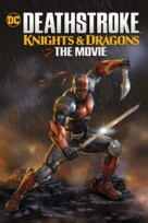 """""""Deathstroke: Knights & Dragons"""" - Movie Poster (xs thumbnail)"""