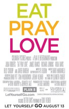 Eat Pray Love - Movie Poster (xs thumbnail)