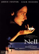 Nell - French Movie Poster (xs thumbnail)