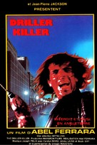 The Driller Killer - French Movie Poster (xs thumbnail)