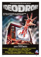 Videodrome - Italian Movie Poster (xs thumbnail)
