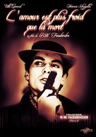Liebe ist kälter als der Tod - French DVD cover (xs thumbnail)