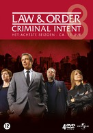 """Law & Order: Criminal Intent"" - Dutch DVD movie cover (xs thumbnail)"