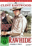 """Rawhide"" - German Movie Cover (xs thumbnail)"