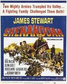 Shenandoah - Movie Poster (xs thumbnail)