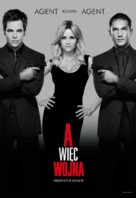 This Means War - Polish Movie Poster (xs thumbnail)
