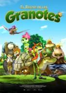 Frog Kingdom - Andorran Movie Poster (xs thumbnail)