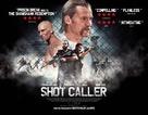 Shot Caller - British Movie Poster (xs thumbnail)
