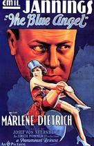 Der blaue Engel - Movie Poster (xs thumbnail)