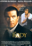 The Body - German Movie Poster (xs thumbnail)