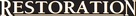 Restoration - Logo (xs thumbnail)