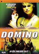 Domino - French Movie Cover (xs thumbnail)
