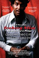 Iceberg Slim: Portrait of a Pimp - Movie Poster (xs thumbnail)