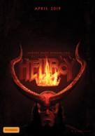 Hellboy - Australian Movie Poster (xs thumbnail)