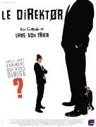Direktøren for det hele - French Movie Poster (xs thumbnail)