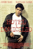 Hotel y domicilio - Spanish Movie Poster (xs thumbnail)